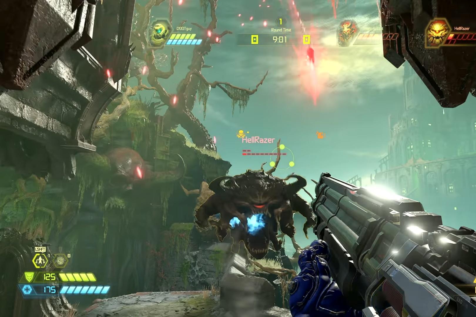Doom Eternal: versão com ray tracing, 4K e 120 fps chega aos consoles e PC