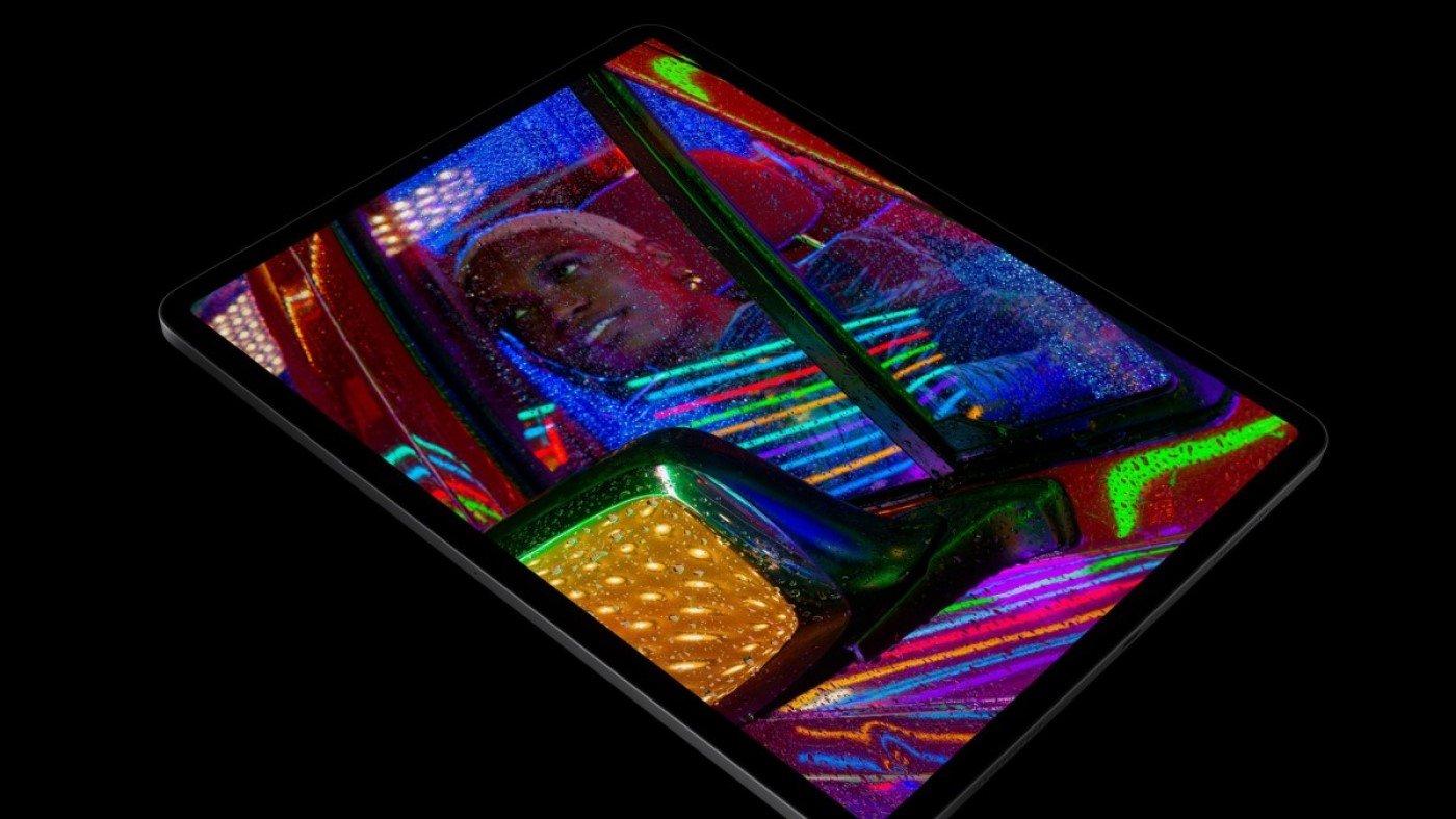 iPad Air e iPad Pro: OLED chegará até 2023