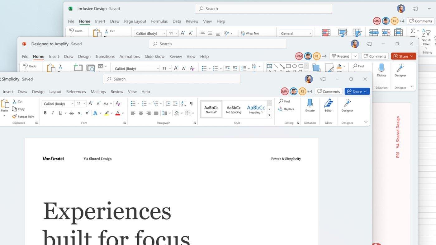 Microsoft Office ganha versão 64 bits com suporte a Arm e novo design