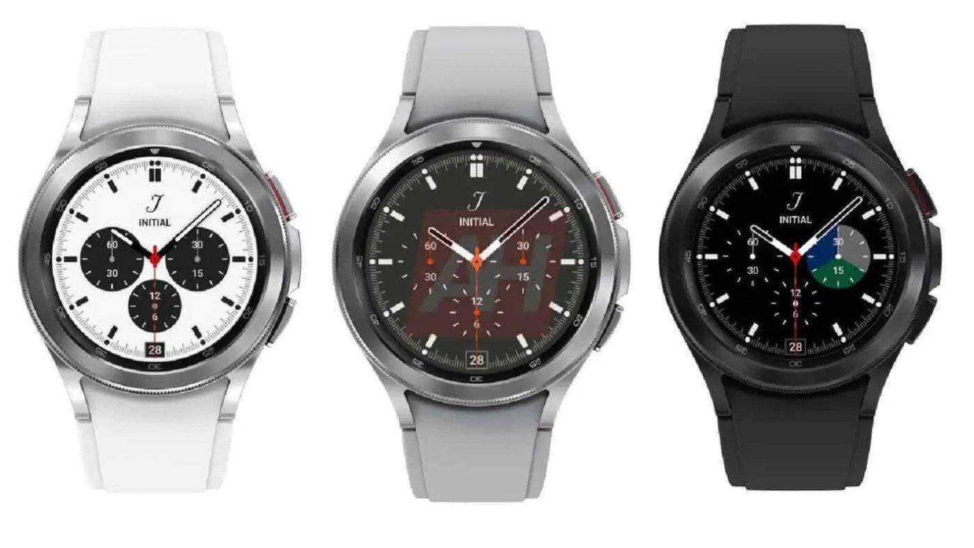 Samsung Galaxy Watch4 Classic tem imagens vazadas e terá 3 tamanhos