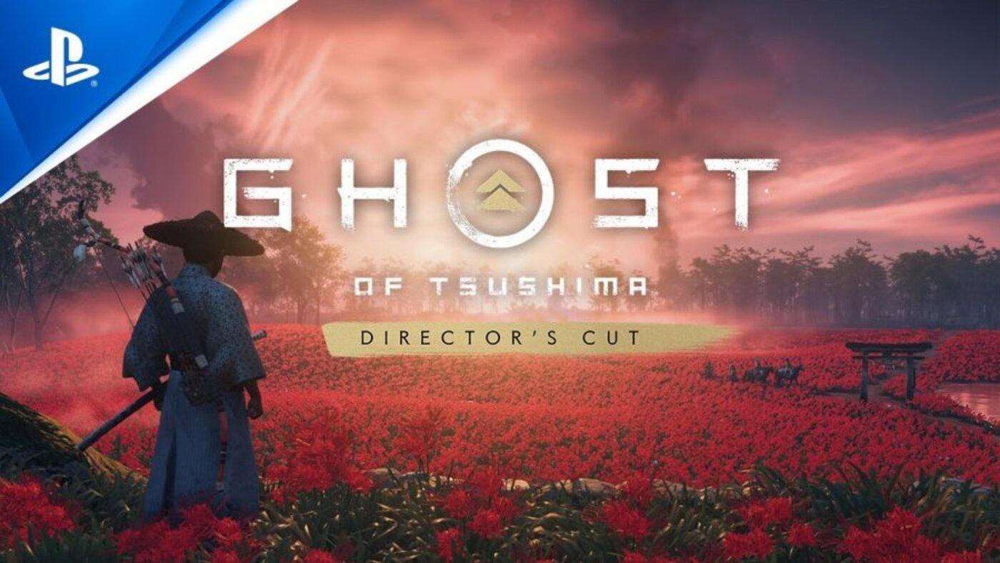 Sony anuncia Ghost of Tsushima Directors Cut! DLC estará incluso