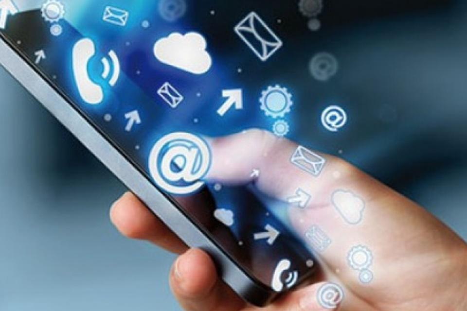 Uso de dados móveis aumentou mais de 1000% em 8 anos